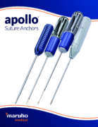 apollo Suture Anchor Family Brochure