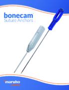 bonecam Suture Anchor Family Brochure
