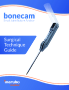 bonecam Small Joint Surgical Technique Guide